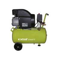 EXTOL CRAFT, 1500W kompresor olejový - 24l